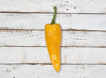 Sweetpointed pepper Yellow
