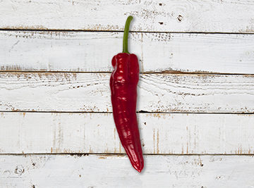 Sweetpointed pepper Red