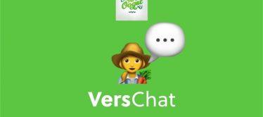 Greenery inspireert via VersChat